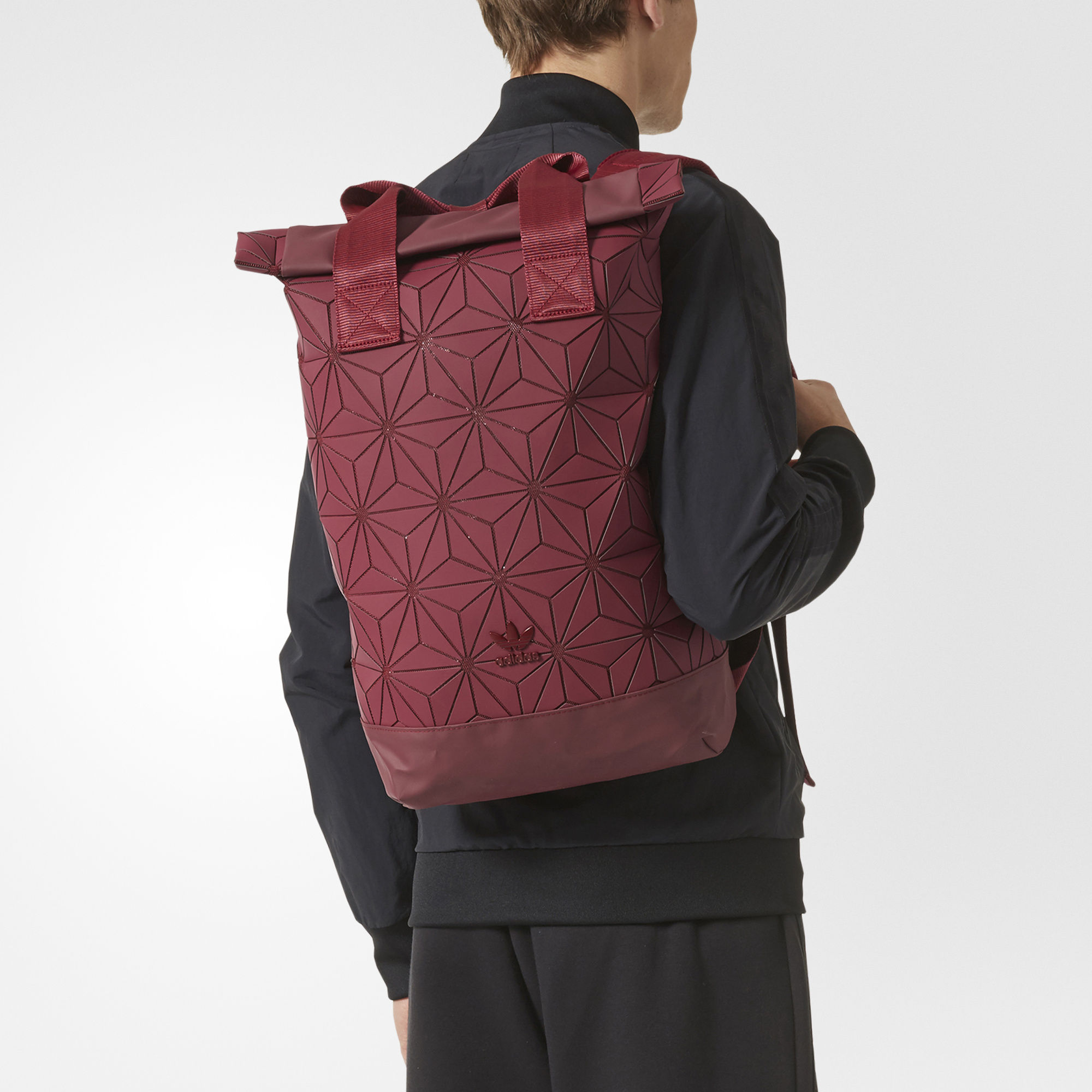 great look exquisite design outlet store Adidas 3D Roll Top Backpack