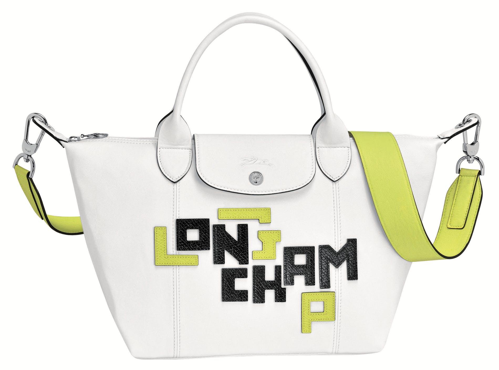 Longchamp Le Pliage Cuir LGP Tote